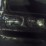 X100系 チェイサー オールペン、マフラー製作、オーバーフェンダー、ヘッドライトスモークペイント